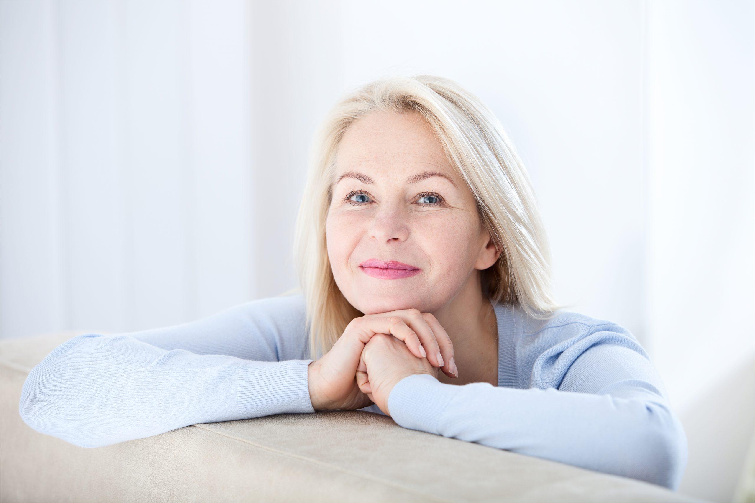 mujer menopausia sequedad