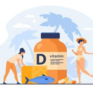 Vitamina D para el suelo pélvico